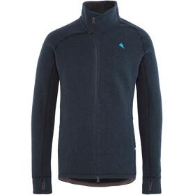 Klättermusen M's Balder Zip Jacket Storm Blue
